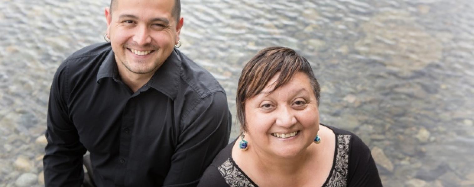 Ken Watts & Kelly Foxcroft